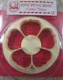 90mm 5 PETAL ROSE CUTTER