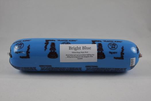 A VIBRANT BLUE ICING FOR ALL DECORATING USES. BEST STORED BELOW 25degree and out of direct lighting.