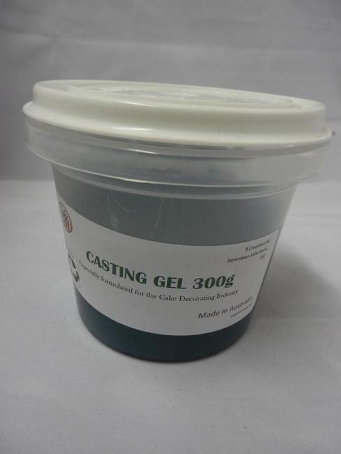 300GR CASTING GEL, Used for making your own molds. It is reusable. Just heat and mold.