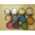 LUSTRES,SHIMMERS,DUSTS IDEAL FOR GIVING SUGAR ITEMS A SHIMMER,