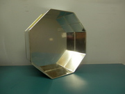 OCTAGONAL TINS NO 3 275MM